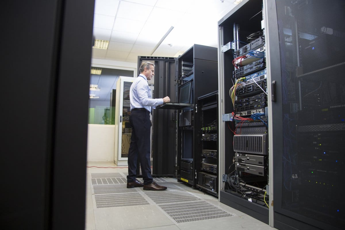 computer network solutions and support