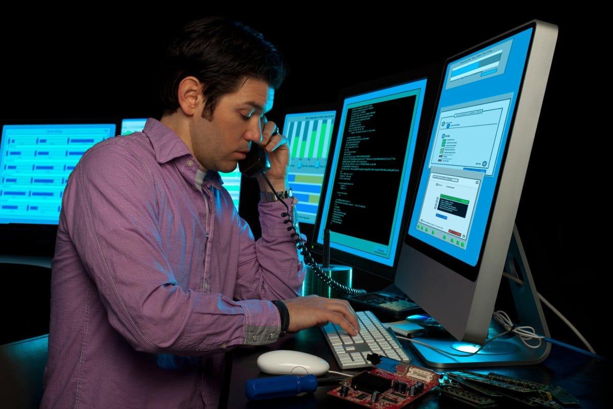 IT data support & repair