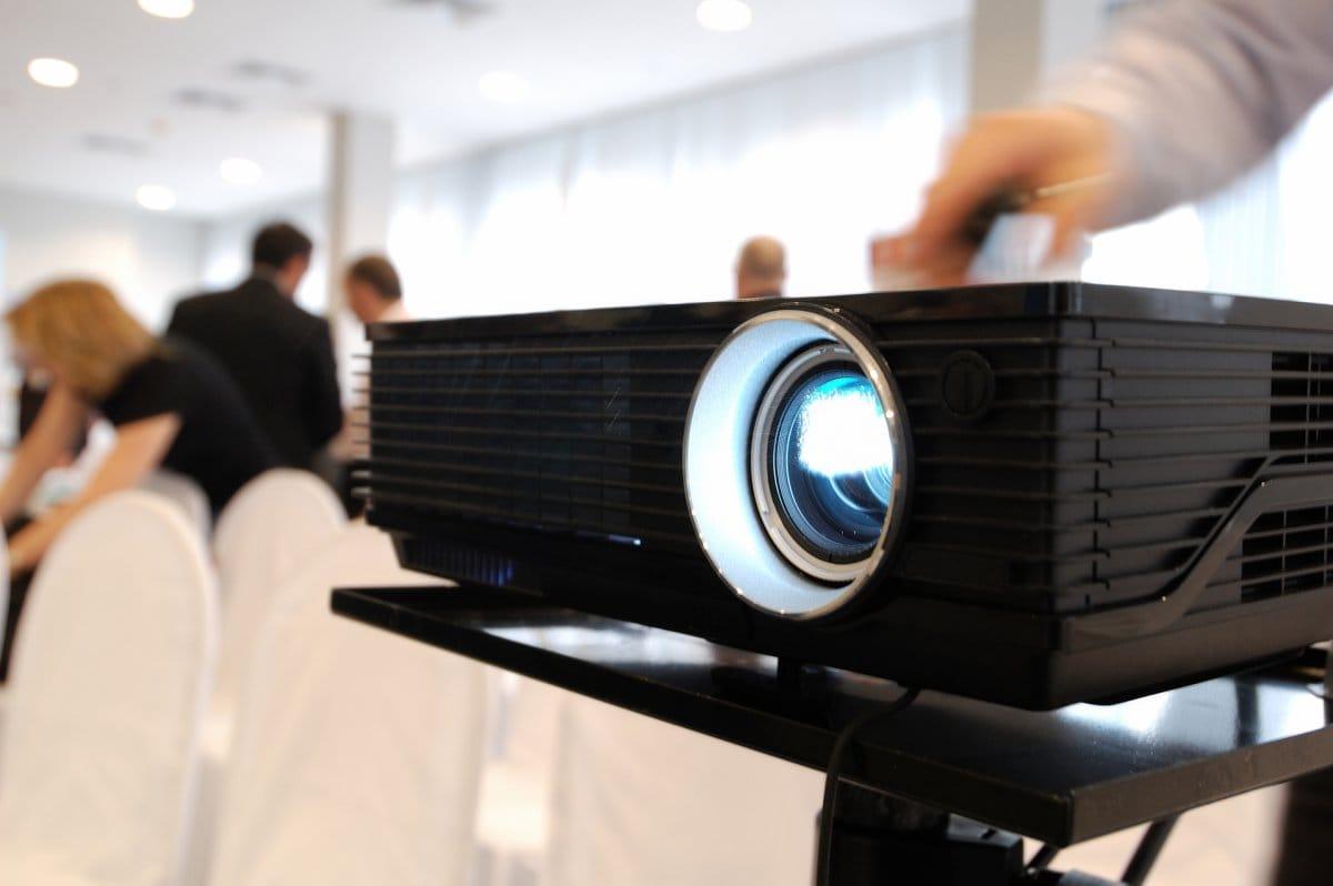 business audio video equipment