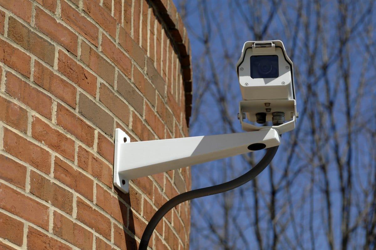 business surveillance camera