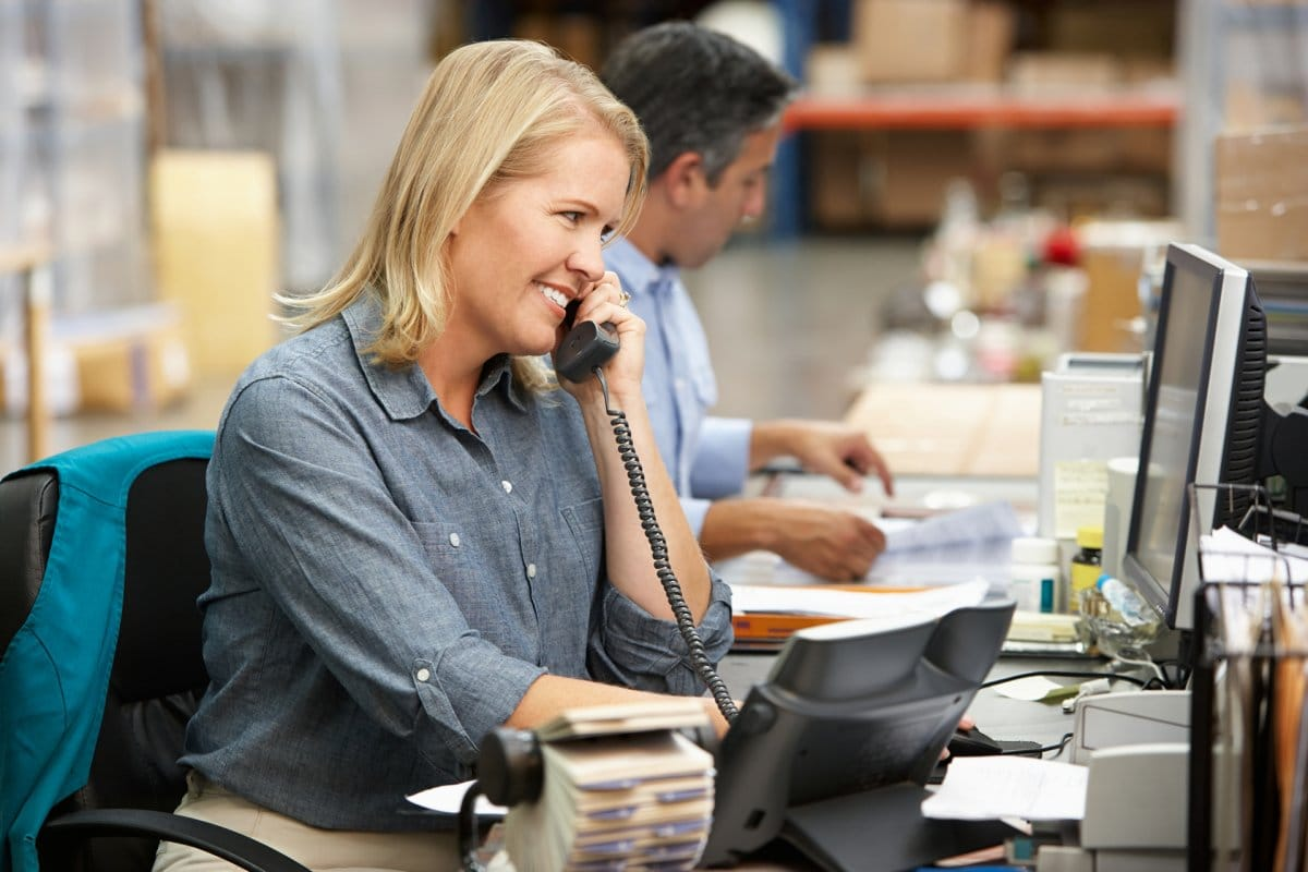 business VoIP phone system