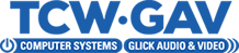 TCW Computer Systems, Inc. & Glick Audio and Video